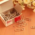 Deli Paper Clips 28mm
