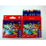 Unicorn Wax Crayons 12