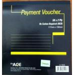NCR Payment Voucher 50'S ...
