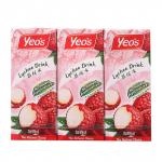 YEOS - LYCHEE DRINK