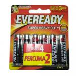 Battery Eveready AA 4 FRE...