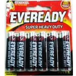 Battery Eveready AA 12x S...