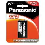 Panasonic Battery 9V -1pc...