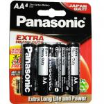 Panasonic Battery AA4 -4p...