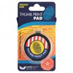 Pocket Thumb Print Pad