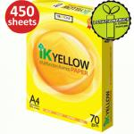 IK Yellow A4 70gsm 450'S