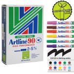 1 Box 12 Pcs Artline 90 P...