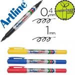 Artline 041T Twin Permane...