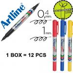 1 Box 12 Pcs Artline 041T...