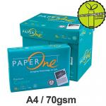 Paperone A4 70gsm 500's