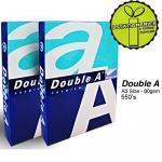 Double A A3 80Gsm 500's