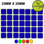 25MM x 25MM 10'S Self Adh...