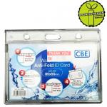 CBE 2592 85x55MM Waterproof Anti-Fold ID Card
