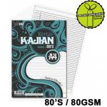 KAMI 80'S 80G Exam Sheet