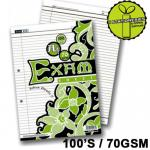 KAMI 100'S 70G Exam Sheet