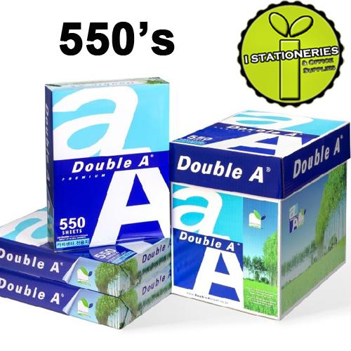 Double A Premium Quality A4 70GSM 500'S_A4 Paper_Copier Paper_I
